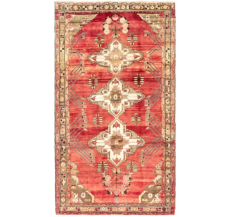 5' 5 x 9' 8 Saveh Persian Rug