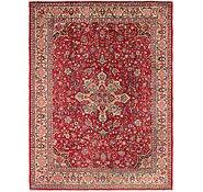 Link to 10' 7 x 13' 8 Meshkabad Persian Rug