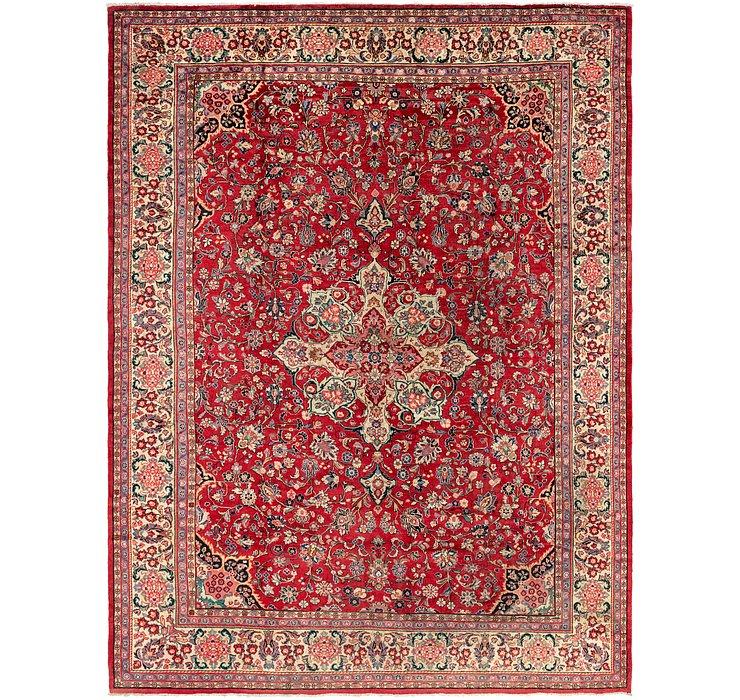 10' 7 x 13' 8 Meshkabad Persian Rug