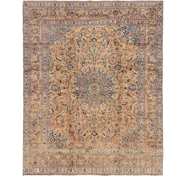 9' 10 x 12' 7 Isfahan Persian Rug