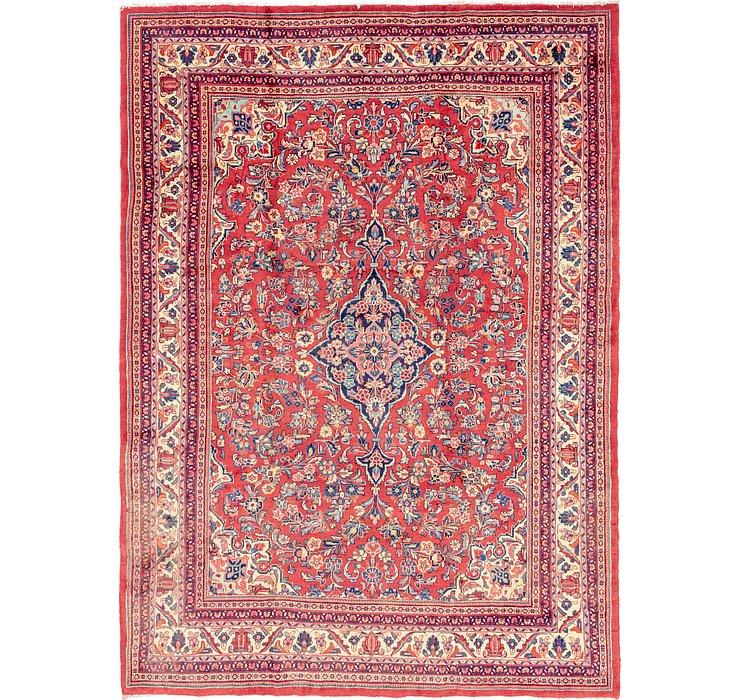 9' 5 x 12' 10 Meshkabad Persian Rug