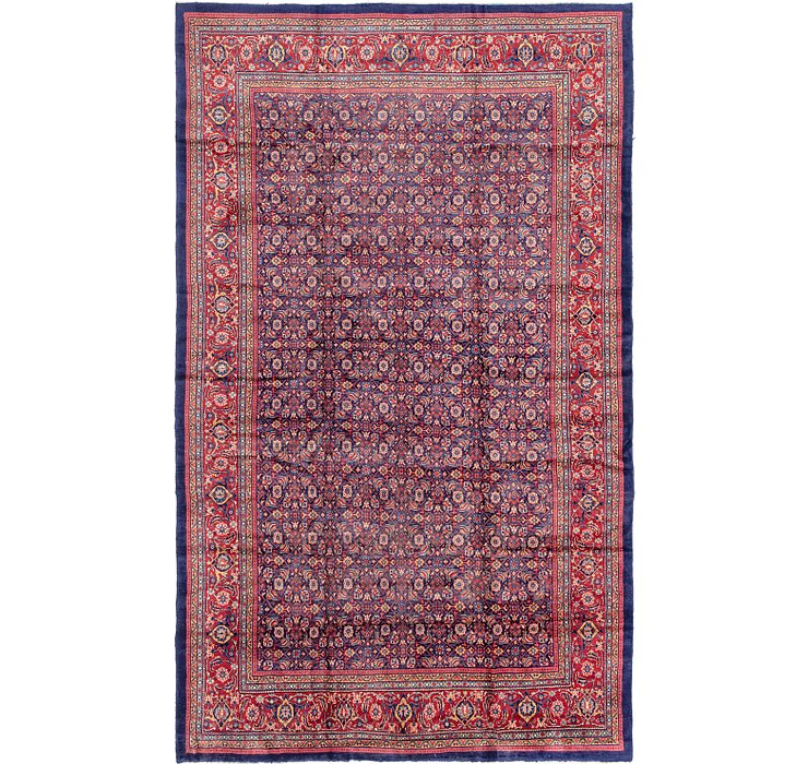 HandKnotted 10' x 16' 6 Mahal Persian Rug