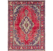 Link to 9' 7 x 13' 4 Tabriz Persian Rug