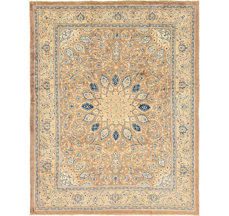 10' 4 x 13' 4 Mahal Persian Rug