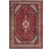 Link to 267cm x 385cm Hamedan Persian Rug