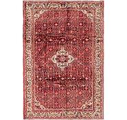 Link to 213cm x 310cm Hossainabad Persian Rug