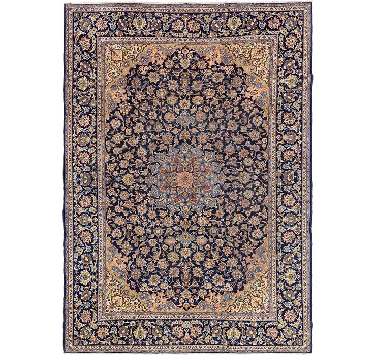 9' 6 x 13' 6 Isfahan Persian Rug