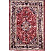 Link to 200cm x 295cm Mashad Persian Rug