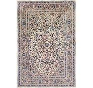 Link to 195cm x 290cm Kashan Persian Rug