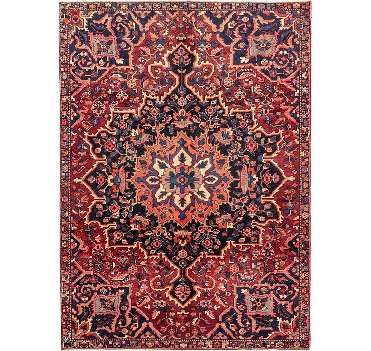 7' 5 x 10' 4 Bakhtiari Persian Rug