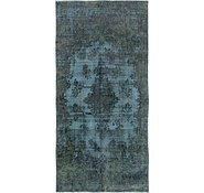 Link to 198cm x 405cm Ultra Vintage Persian Runner Rug
