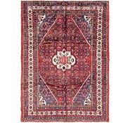Link to 205cm x 297cm Hossainabad Persian Rug