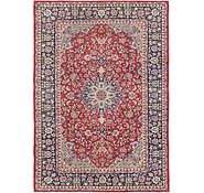 Link to 267cm x 375cm Isfahan Persian Rug