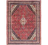 Link to 8' 8 x 11' 5 Hamedan Persian Rug