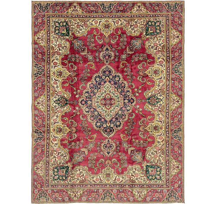 9' 2 x 12' 4 Tabriz Persian Rug