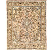 Link to 9' 8 x 11' 9 Mashad Persian Rug