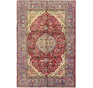 Link to 6' 10 x 10' Tabriz Persian Rug