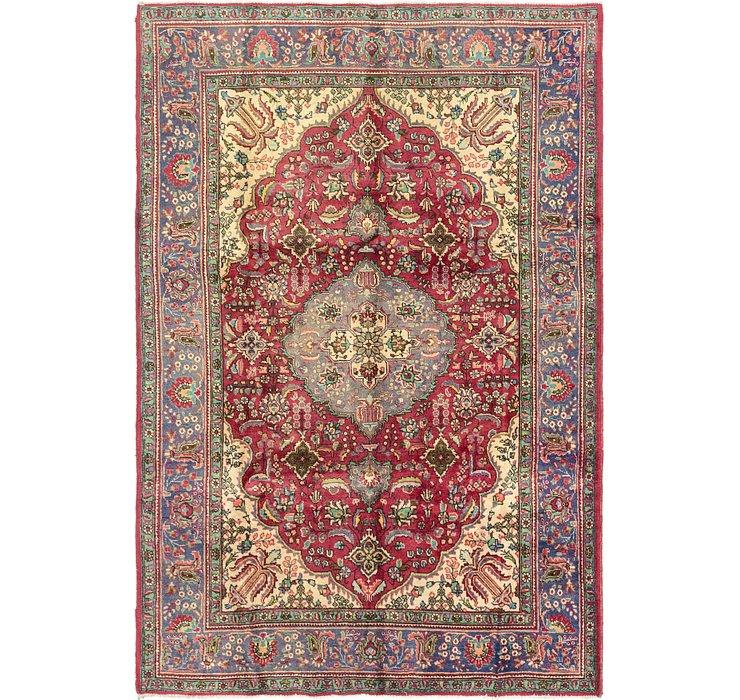 6' 10 x 10' Tabriz Persian Rug