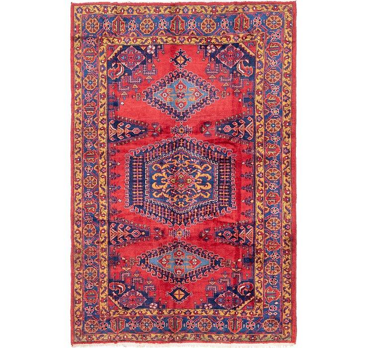 213cm x 305cm Viss Persian Rug