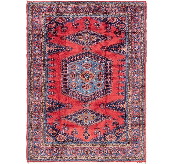 8' 5 x 11' 6 Viss Persian Rug