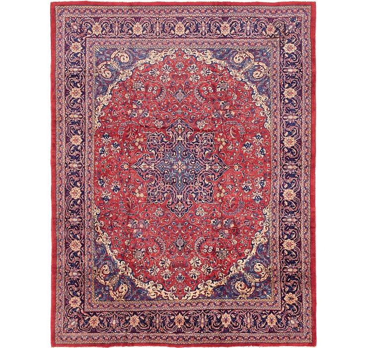 9' 10 x 12' 10 Sarough Persian Rug