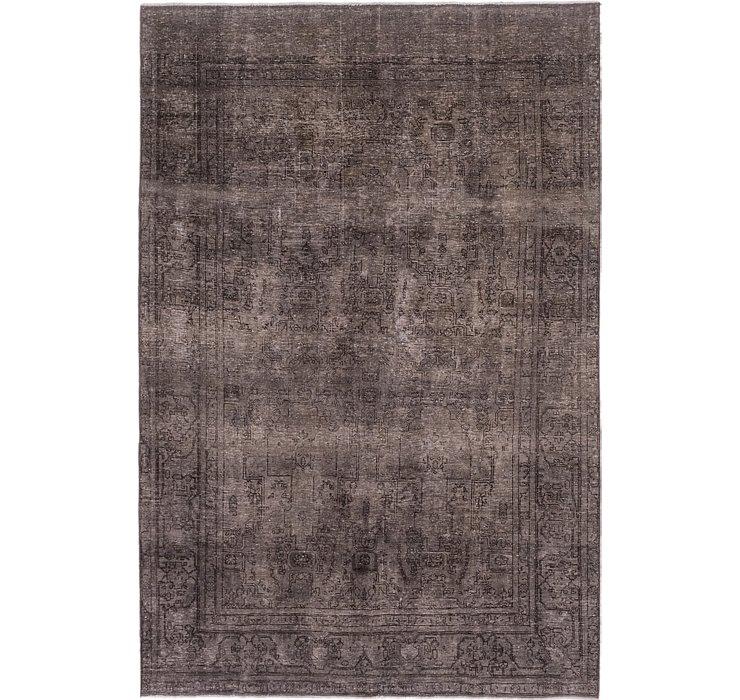 6' 6 x 9' 10 Ultra Vintage Persian Rug