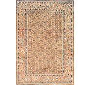 Link to 7' 10 x 11' Farahan Persian Rug