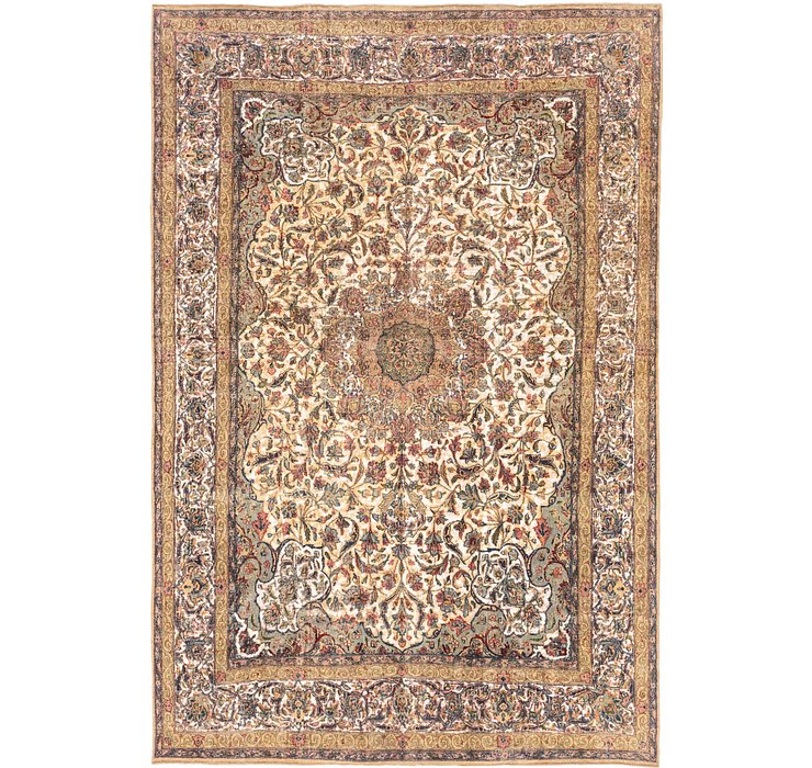 8' x 12' Ultra Vintage Persian Rug