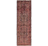 Link to 3' 3 x 10' 3 Hossainabad Persian Runner Rug