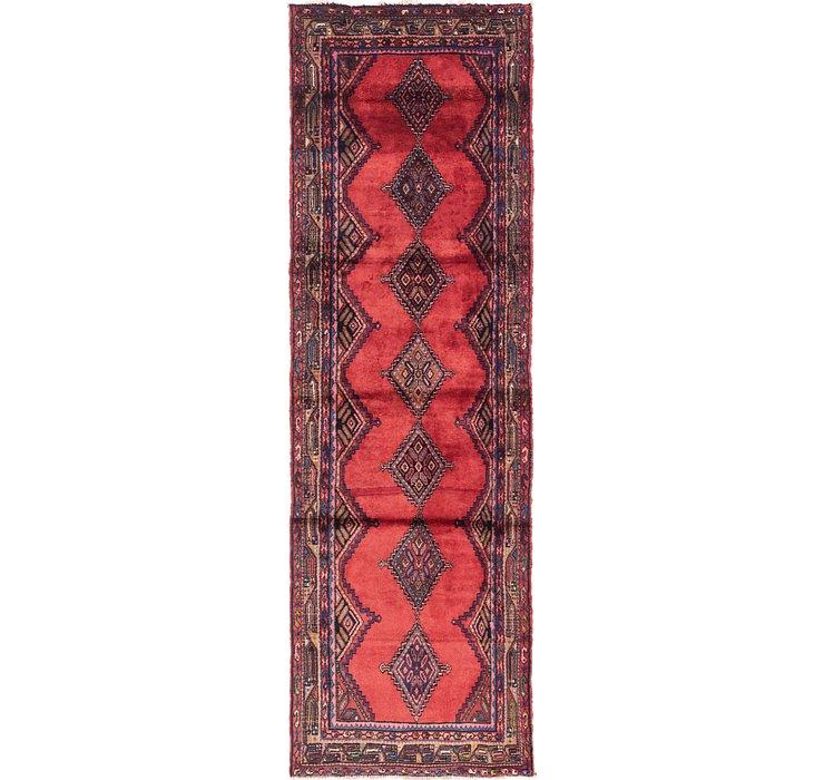 3' 3 x 10' 6 Chenar Persian Runner Rug