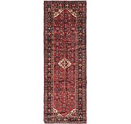 Link to 107cm x 318cm Hossainabad Persian Runner Rug