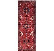 Link to 112cm x 315cm Hamedan Persian Runner Rug