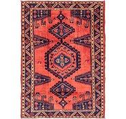 Link to 4' 10 x 6' 8 Viss Persian Rug