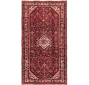 Link to 160cm x 305cm Hossainabad Persian Runner Rug