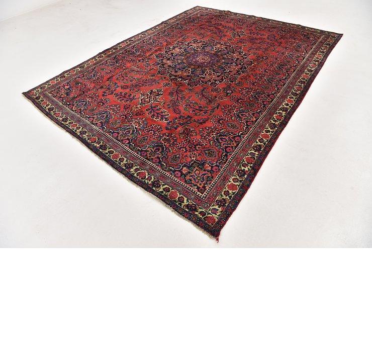 7' 4 x 10' Bidjar Persian Rug
