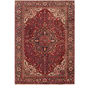 Link to 7' x 10' 10 Heriz Persian Rug