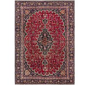 Link to 230cm x 318cm Mashad Persian Rug