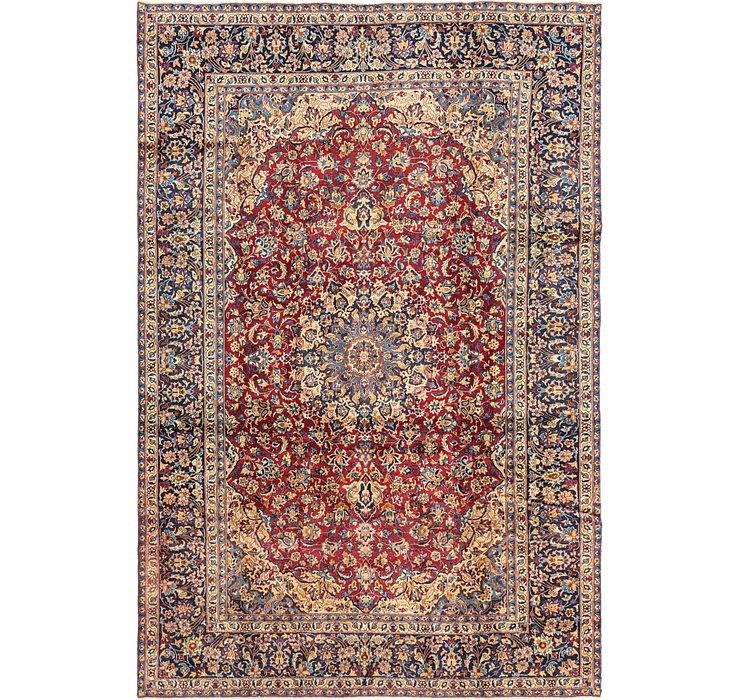 9' x 13' 9 Isfahan Persian Rug