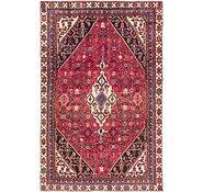 Link to 5' 9 x 9' 2 Hamedan Persian Rug
