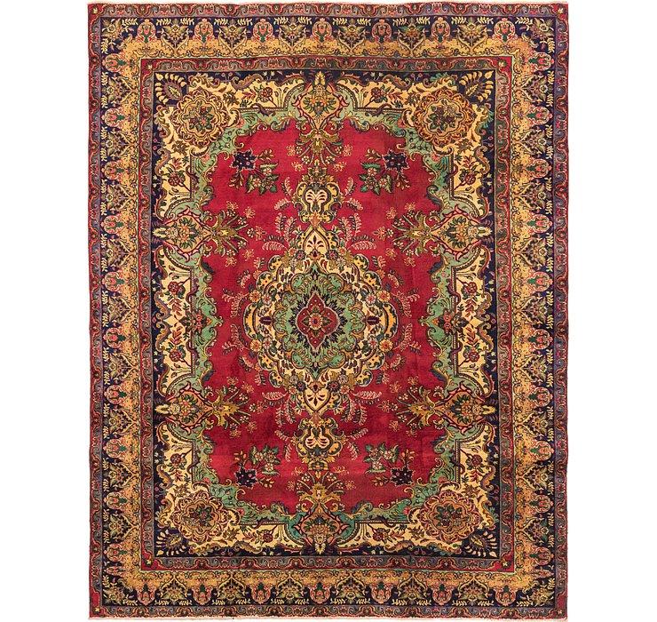 10' 4 x 13' 6 Tabriz Persian Rug