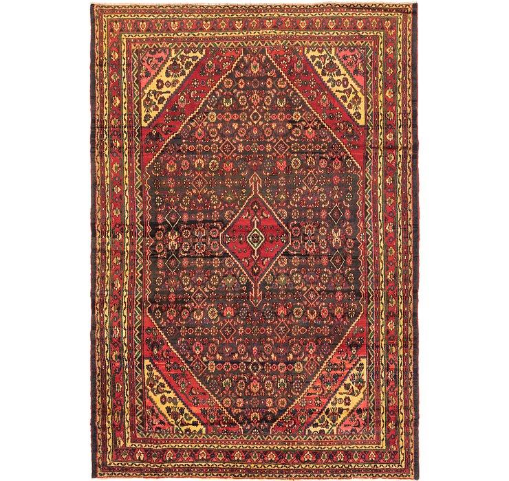 8' 4 x 12' 2 Hamedan Persian Rug