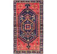 Link to 3' 10 x 7' Hamedan Persian Rug