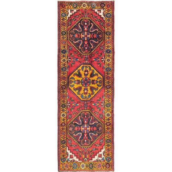 3' 9 x 11' Golpayegan Persian Runn...