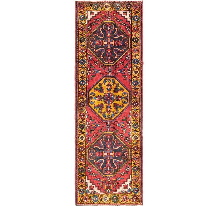 115cm x 335cm Golpayegan Persian Runn...
