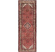 Link to 122cm x 340cm Hossainabad Persian Runner Rug