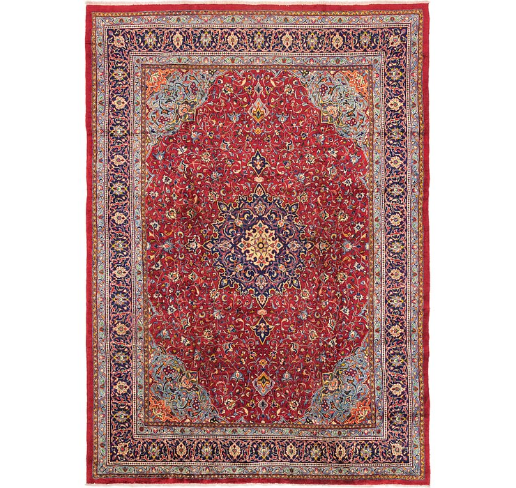 9' 5 x 13' 3 Sarough Persian Rug