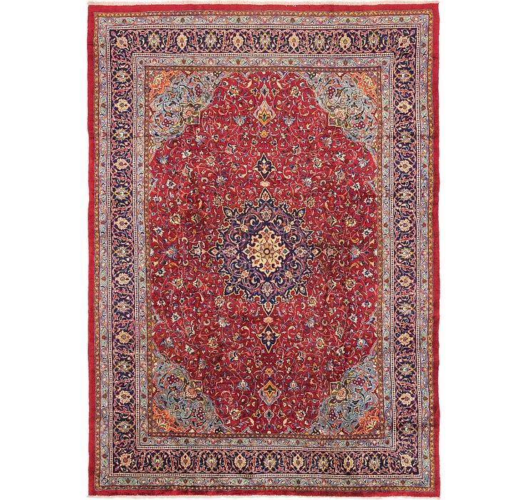 9' 5 x 13' 3 Sarough Persian Rug