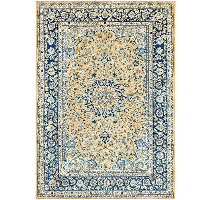 9' 7 x 13' 5 Isfahan Persian Rug