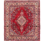 Link to 9' x 10' 5 Shahrbaft Persian Square Rug