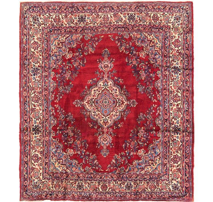 9' x 10' 5 Shahrbaft Persian Squar...